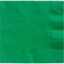 Festive Green Lunch Napkins – Party Supplies Emporium