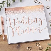 Beautiful Botanics Wedding Planner - Party Supplies Emporium