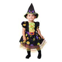 Costume Cauldron Cutie Girls 3-6 Months - Party Supplies Emporium